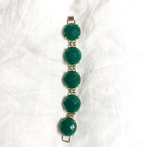 Kendra Scott Emerald Cassie Bracelet
